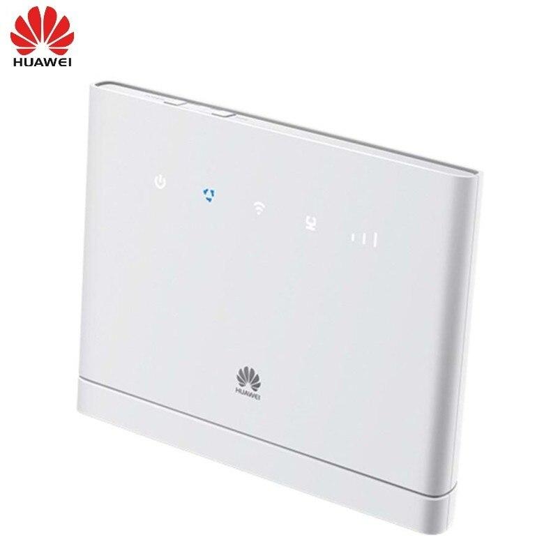 Unlocked Huawei B315 B315s-936 4G FDD-1800/2100Mhz TDD-2300/2600 150Mbps CPE Wi-Fi Wireless Router High Speed
