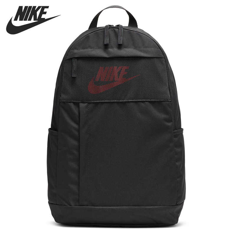 Original New Arrival  NIKE NK ELMNTL BKPK - 2.0 LBR  Unisex  Backpacks Sports Bags