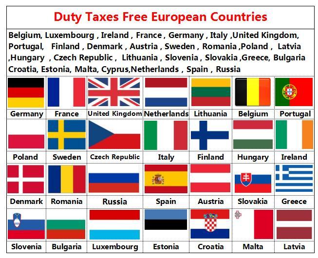 Duty Taxes Free 5KG