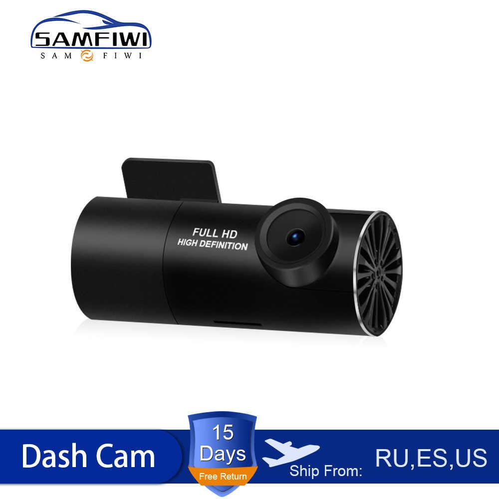 مخفي جهاز تسجيل فيديو رقمي للسيارات عدسة داش كام USB كاميرا صغيرة ADAS السيارات الرقمية مسجل فيديو HD للرؤية الليلية لاعب أندرويد