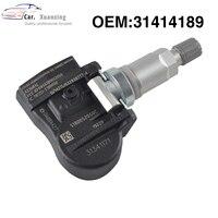 OEM 31414189 Sensor de Pressão Dos Pneus TPMS Sistema de Monitoramento de 433MHz Para Volvo C30 C70 S40 S60 S70 S80 V40 V50 V60 XC60 XC70 XC90|Sistemas de monitoramento de pressão dos pneus| |  -