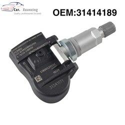 OEM 31414189 czujnik ciśnienia w oponach System monitorowania TPMS 433MHz dla Volvo C30 C70 S40 S60 S70 S80 V40 V50 V60 XC60 XC70 XC90 w Systemy monitorowania ciśnienia w oponach od Samochody i motocykle na