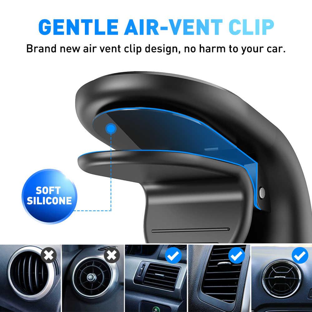 רכב טלפון מחזיק אוויר Vent אביזרי עבור רנו הדאסטר מרצדס W204 מרצדס W211 יונדאי i30 טויוטה מגאן 2 אופל אסטרה J