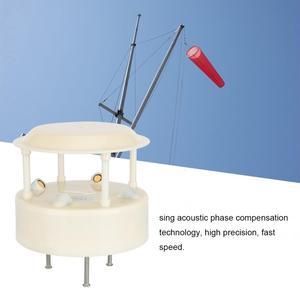 Image 5 - Wind Vochtigheid Sensor Echografie Wind Sensor Snelheid Richting Vochtigheid Sensor Kooldioxide Geïntegreerde Meteorologische Statio
