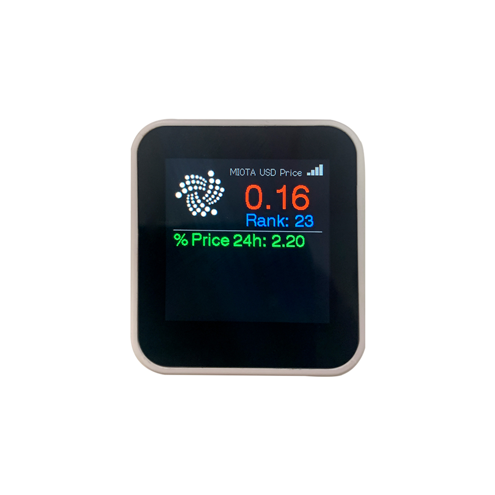 LILYGO® TTGO T-Watch IOTA Compatible With Partcle Building Blocks Programmable Wearable Environmental Interaction ESP32 C