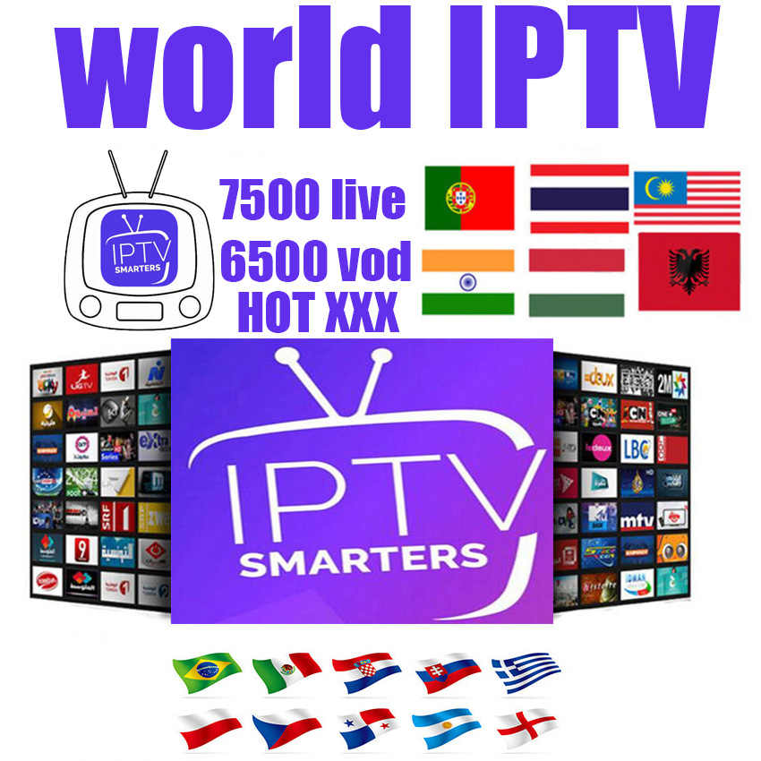 IPTV XXX TV TV Box Eropa Swedia Arab Perancis Italia Swiss IPTV Berlangganan UK Dewasa IPTV M3U Smart TV Ma9 TV Box
