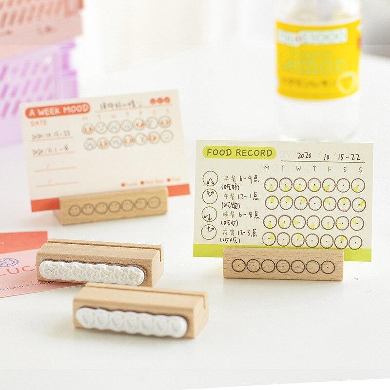 Милый блокнот для записей Kawaii с водяным трекером, блокнот для записей, записей, дневника, канцелярские принадлежности, школьные и офисные пр...