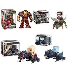Quente funko pop pvc figurinhas 10cm bonecas armadura modelo anime ação figurekids brinquedos para meninas meninos figurinhas