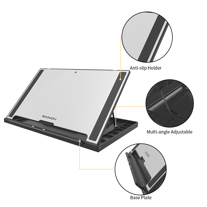 Image 5 - GAOMON PD1161 IPS HD Drawing Tablet Monitor Graphic Pen Display with 8192 levels Battery Free Pen & Adjustable StandDigital Tablets   -