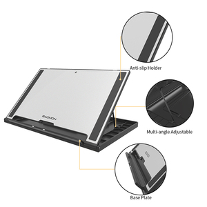 Image 5 - GAOMON PD1161 IPS HD Drawing Tablet Monitor Graphic Pen Display with 8192 levels Battery Free Pen & Adjustable Stand