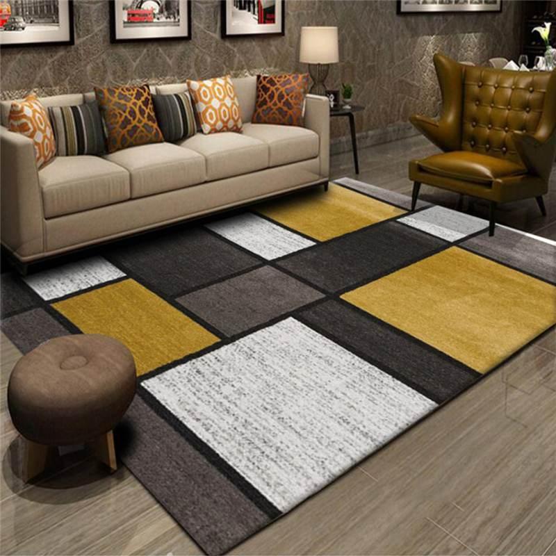 Modern Soft Carpets For Living Room Large Area Rug Floor Mat Bedroom Soft Carpets Home Decor 160x230/ 120x160/ 140x200CM