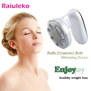Portable Ultrasonic Body Slimming Massage Machine Cavitation Photon Radio Frequency RF therapy for Body Weight Lose Skin Lifting