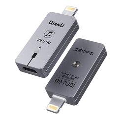QIANLI iDFU GO herramienta de inicio de la raíz de Flash rápido artefacto ir directamente al modo de recuperación sin reparación tediosa para iPhone y iPad