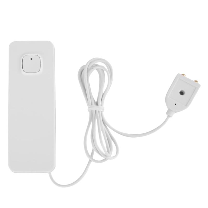 Заряжаемый умный wifi датчик утечки воды сигнализация домашняя система безопасности для Tuya Smart Life IFTTT приложение управление независимый