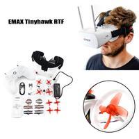 Für Emax EZ Pilot FPV Drone RTF Mini Indoor Wettbewerb UAV Mit FPV Augen Und Controller 4 In Einem 3A ESC EMAX 2,4G Empfänger