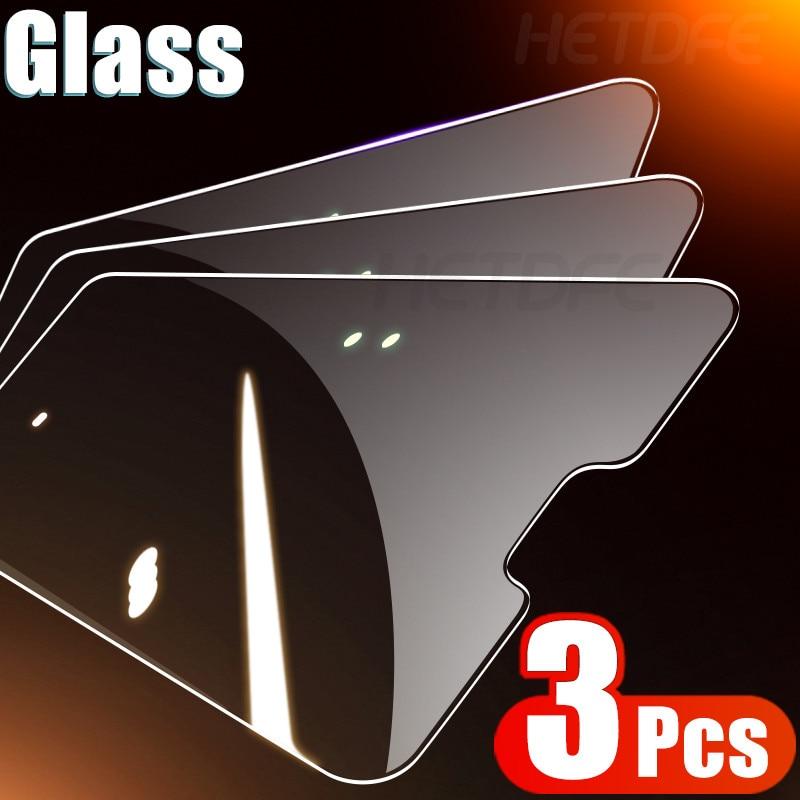 3 pçs vidro temperado para huawei companheiro 30 20 10 lite 20x 10 pro protetor de tela huawei p30 p40 lite e p inteligente z 2019 y7a y9a vidro