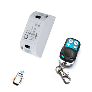 Image 2 - Wifi Anahtarı DIY Akıllı Ev Otomasyonu Modülleri Kablosuz Uzaktan Kumanda Işık Zamanlayıcı Röle Anahtarları 110 V 220 V Alexa ile Çalışır