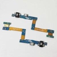 10 teile/los Für Samsung Galaxy Tab EINE 9 7 T550 T555 P550 P555 USB Dock Ladegerät Connetcor Lade Port Flex Kabel band