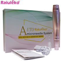 Electric Derma Roller Pen Microblading Needles Beauty Equipm