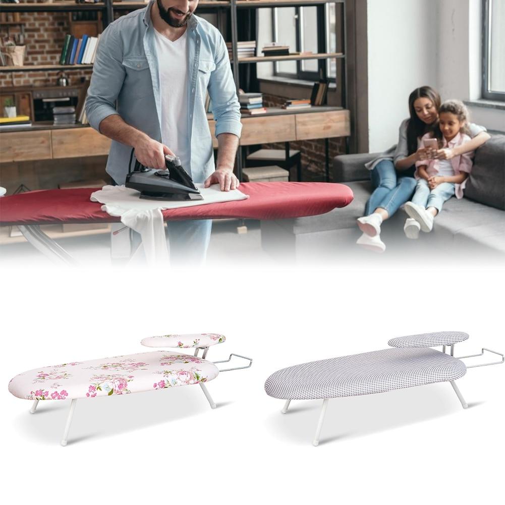 Table à repasser pliable Table à repasser Table à repasser de bureau Table à repasser multifonctionnelle Potable pour hôtel à la maison