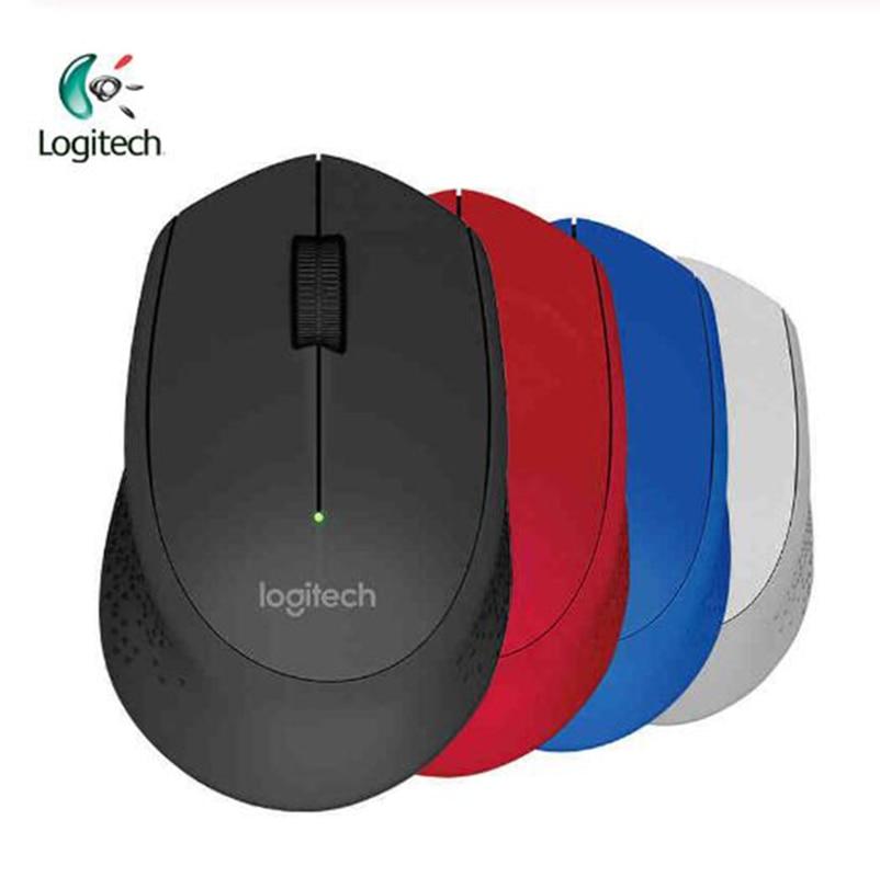 Logitech Mouse M280 2.4GHz USB Wireless 1000DPI Mouse