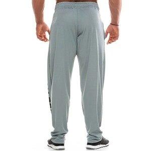Image 3 - 2020 סתיו גברים של מכנסי טרנינג הריצה Streetwear אופנה מותג גברים מקרית מכנסיים נוח על רגל ריצה ספורט מכנסיים זכר