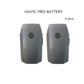 DJI Mavic Pro batería Batería de Vuelo inteligente para el Mavic Pro drone Original 3830 mAh nueva marca en Stock