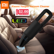 Xiaomi Handheld Car Vacuum Cleaner Cleanfly FVQ Portable 5KPa Wireless 2 In 1 Nozzle + LED Light Charger HEPA Filter