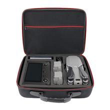 Bolso de hombro impermeable EVA Estuche de transporte, almacenamiento con diseño de concha, caja para DJI Mavic 2 Pro/Zoom, accesorios para drones Mavic 2 Pro