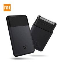 Xiaomi электробритва для мужчин, умная портативная мини бритва, полностью металлический триммер для тела, беспроводные бритвы для мужчин, s, для путешествий, Mijia