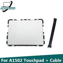 """Test orijinal A1502 Touchpad Flex kablo ile 821-00184-A MacBook Pro Retina 13 için """"A1502 Trackpad 2015 yıl 810-00149-04"""