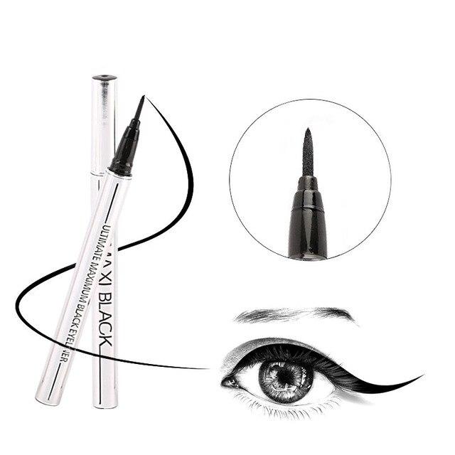 NEW Cat Style 1Pc Black Waterproof Eyeliner Liquid Long Lasting  3