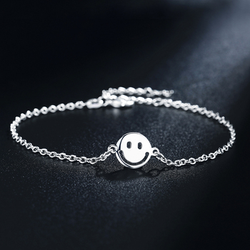 Beautiful Elegant wedding women men silver color 6MM Flat Bracelet high quality fashion classic jewelry JSH-H219 , wholesale 3