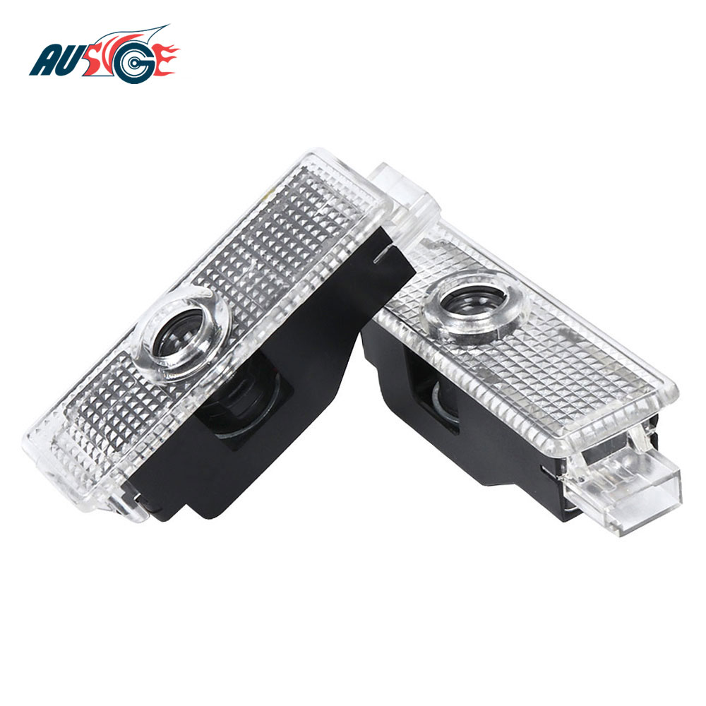 Car Door Lights Led Logo Projector Welcome Light For BMW X1 E84 X3 E83 F25 M3 E90 E91 E60 E70 F30 F10 X5 X6 E63 E67 F15 F16 E87 image