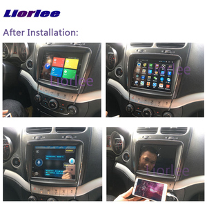 Image 5 - Auto Autoradio Multimedia Player Für Fiat Freemont 2008 2018 Android Radio GPS Player Carplay Karten Stereo Navigation System