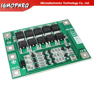 Image 3 - 3S 10A 20A 25A 30A 40A 리튬 이온 리튬 배터리 18650 충전기 PCB BMS 보호 보드 드릴 모터 Lipo 셀 모듈