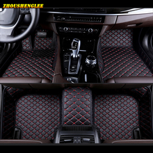 zhouehnglee Custom car floor mats for Lexus All Models ES IS-C IS LS RX NX GS CT GX LX570 RX350 LX R