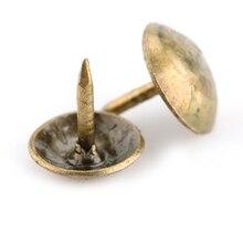 50 шт., бронзовые зажимы NAIERDI 8,5x16 мм, античная декоративная подарочная коробка для ювелирных изделий, булавка 10x10 мм, зеркальная фурнитура для ...