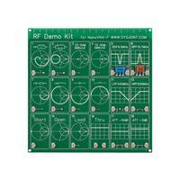 RF デモキット NanoVNA RF テスターボードフィルター減衰器 NanoVNA F をベクトルネットワークアナライザ| |   -