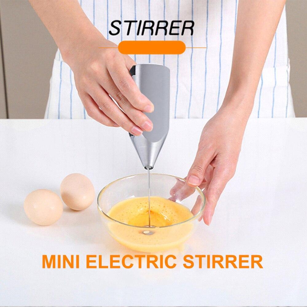 Венчик для молочного напитка кофе mixe Электрический яичный