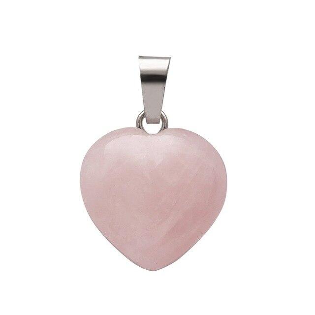 Купить массивное ожерелье аксессуары подвеска из натурального камня картинки