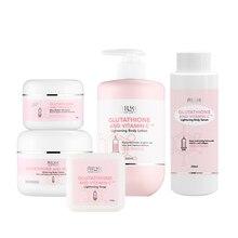 AILKE Whitening Moisturizing Korean Facial And Body Lotion Reduce Melanin Wrinkles Vitamin C Dark Spot Remover Skin Care Cream