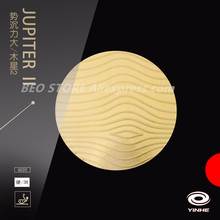 YINHE JUPITER 2 JUPITER II (Sticky, Attack & Loop, Forehand)  Galaxy Table Tennis Rubber Ping Pong Sponge цена и фото