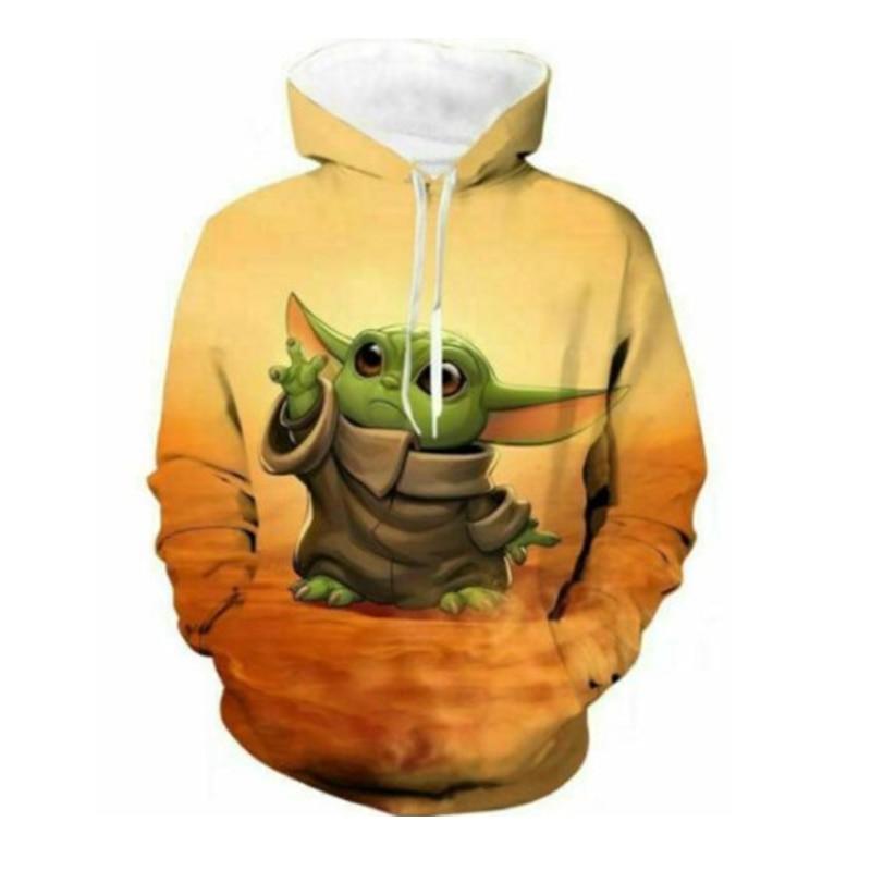 The Mandalorian Star Wars Cosplay Costume Hoodie 10