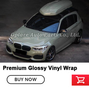 Image 1 - Newest Highest quality  Car wrapping Glossy combat green Vinyl Wrap Gloss Wrap Film Armor green vinyl wrap quality Warranty