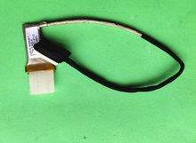Novo cabo flexível da tela do lcd lvds para shenzhou k590s k650c k660e k650s 6-43-w35e1-011-c cabo de tela de exibição