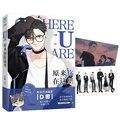 Новый здесь у комиксов Художественная литература книга D Jun работает BL комический Роман кампуса для мальчиков с рисунком сердечко, Молодежн...