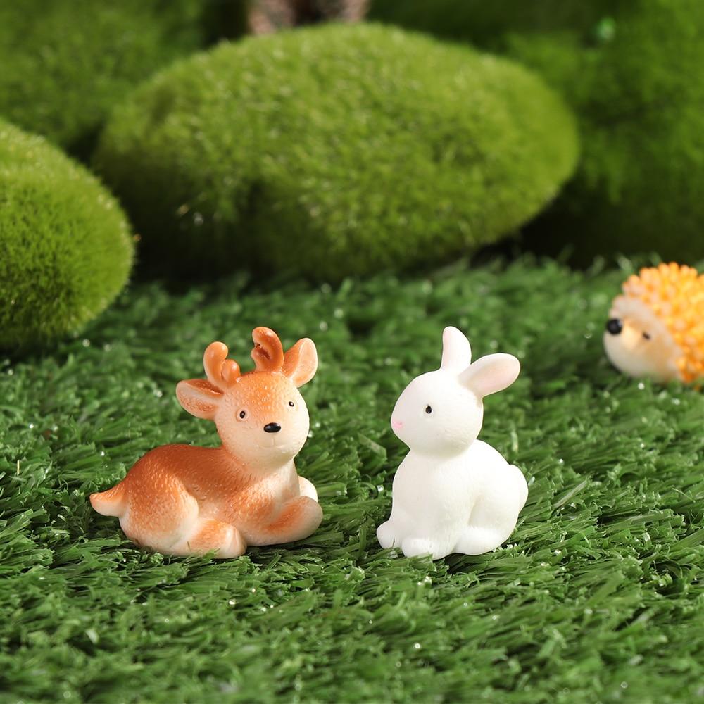 Miniature Fairy Garden Balloon Dollhouse Craft Plant Pot Ornament Decor Toy T Tn