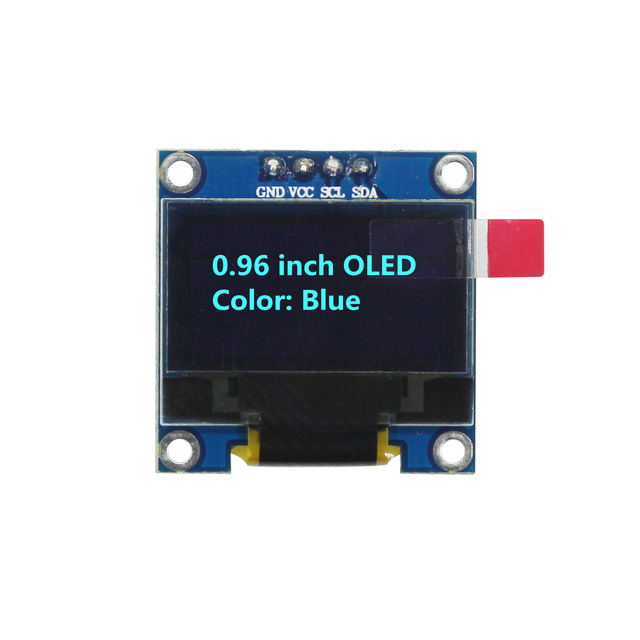 1.3 Inch OLED Module White Color 128X64 OLED LCD LED Display Module 1.3 IIC I2C SPI Communicate for arduino Diy Kit 3