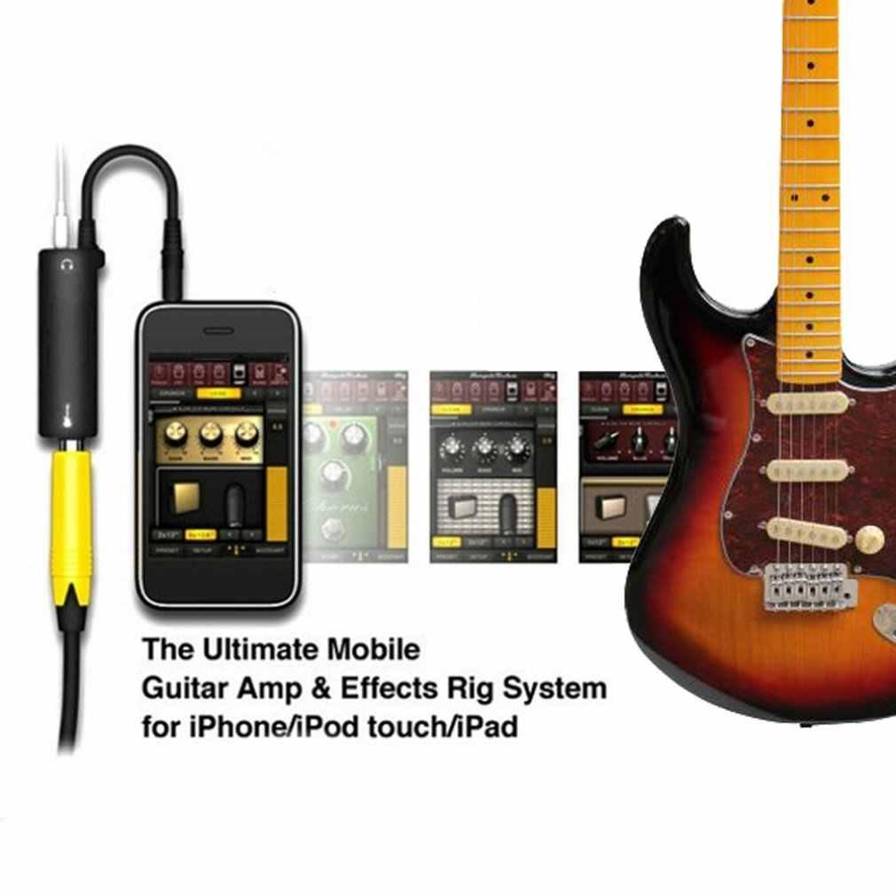 עבור Irig נייד גיטרה אפקטים להעביר גיטרה אפקטים להחליף גיטרות עם טלפון חדש גיטרה ממשק ממירי